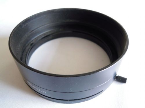 FUJI GEX80 LENS HOOD AND GEL FILTER HOLDER